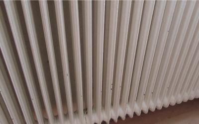 Comment estimer le volume d'eau contenu dans une installation de chauffage central ?